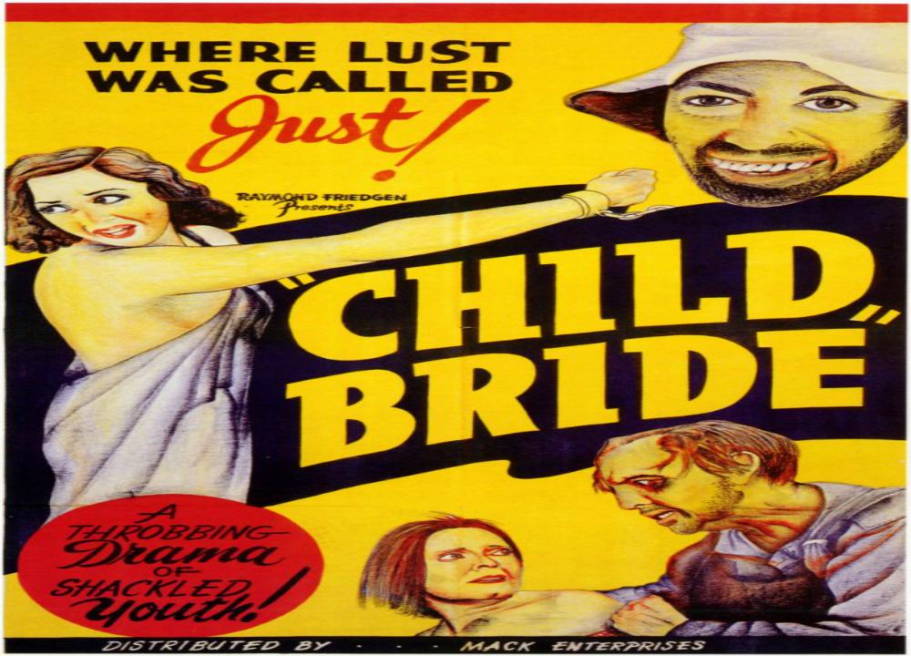 Child Bride (1938) Full Movie  - end child marriage