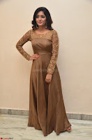 Eesha looks super cute in Beig Anarkali Dress at Maya Mall pre release function ~ Celebrities Exclusive Galleries 012.JPG