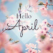 30+ Hello April Post Card Messages