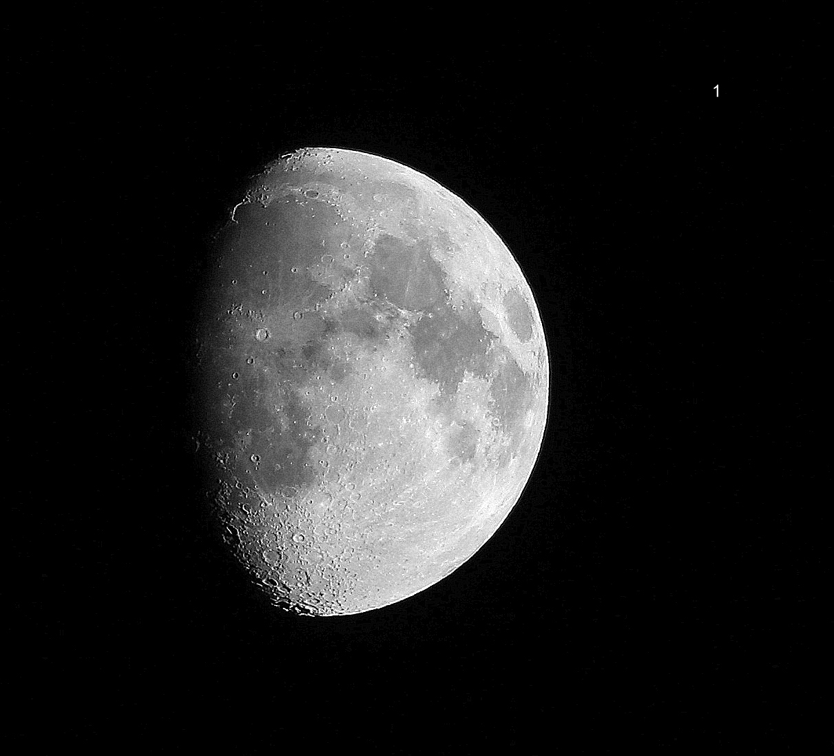 PORTSMOUTH POINT: Photography: The Moon Tonight