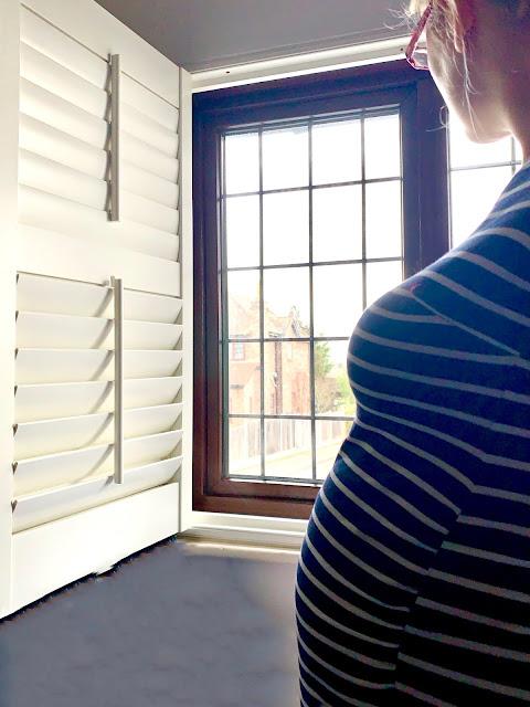 Looking forward at 37 weeks pregnant