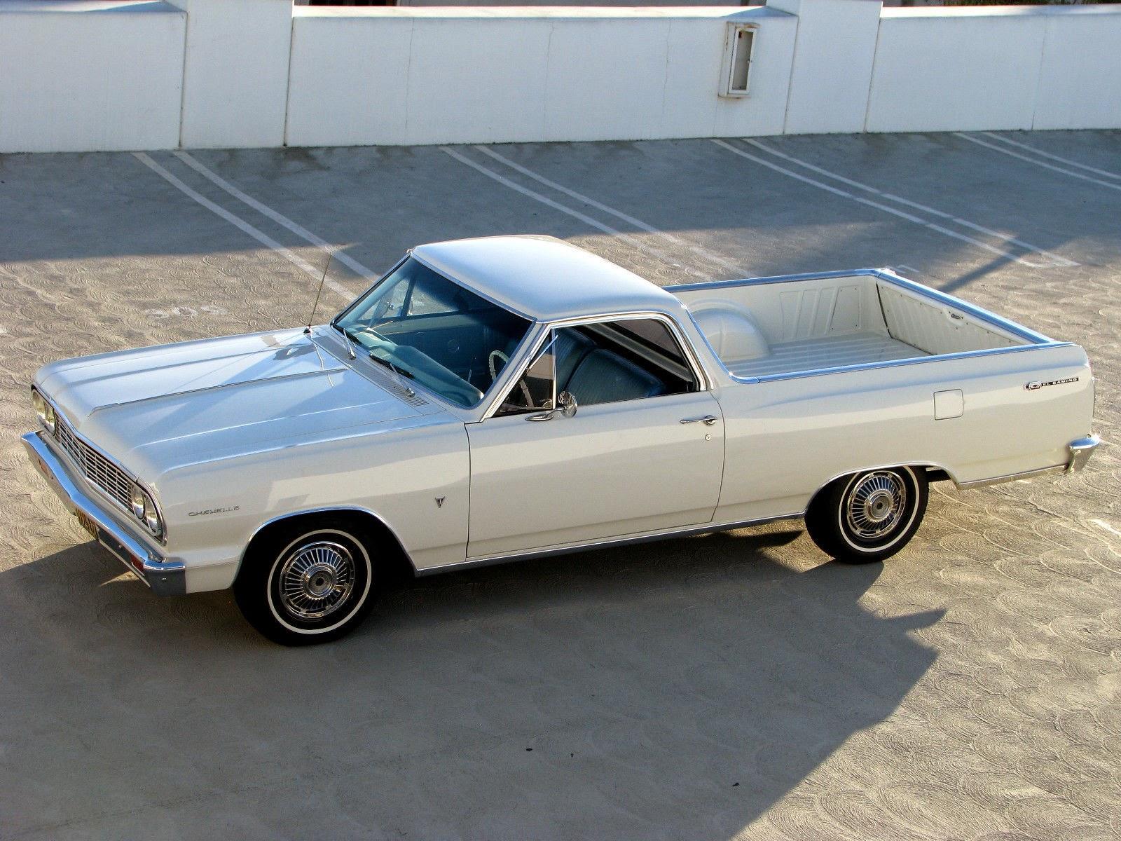 All American Classic Cars 1964 Chevrolet Chevelle El Camino
