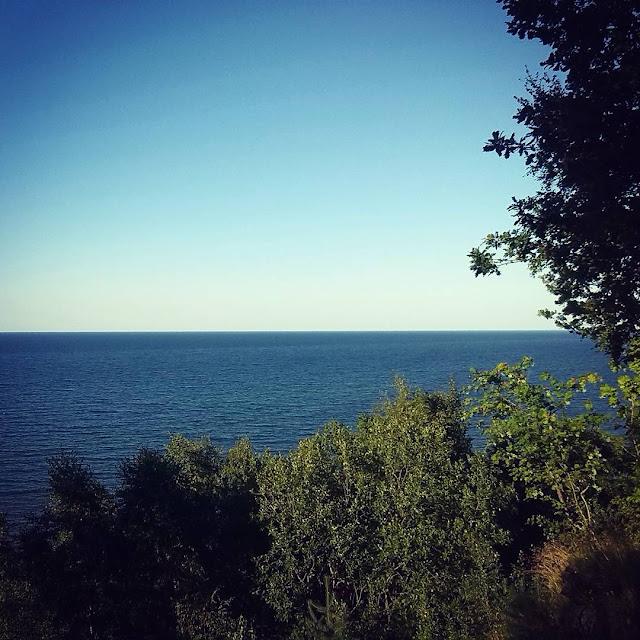 Отрадное, море