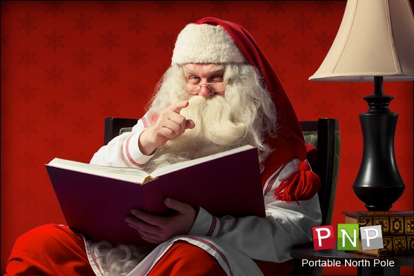 Send A Special Video From Pnp Santa