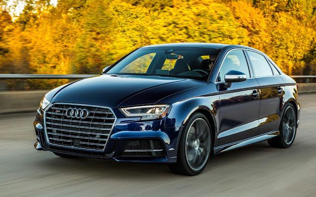 Audi S3 Sedan 2018
