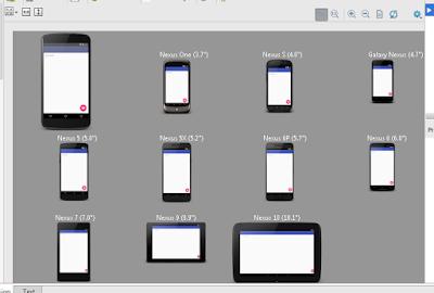 Cara agar Aplikasi Android Mendukung Multi Screen
