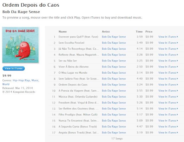 Clique na imagem para comprar o álbum no iTunes