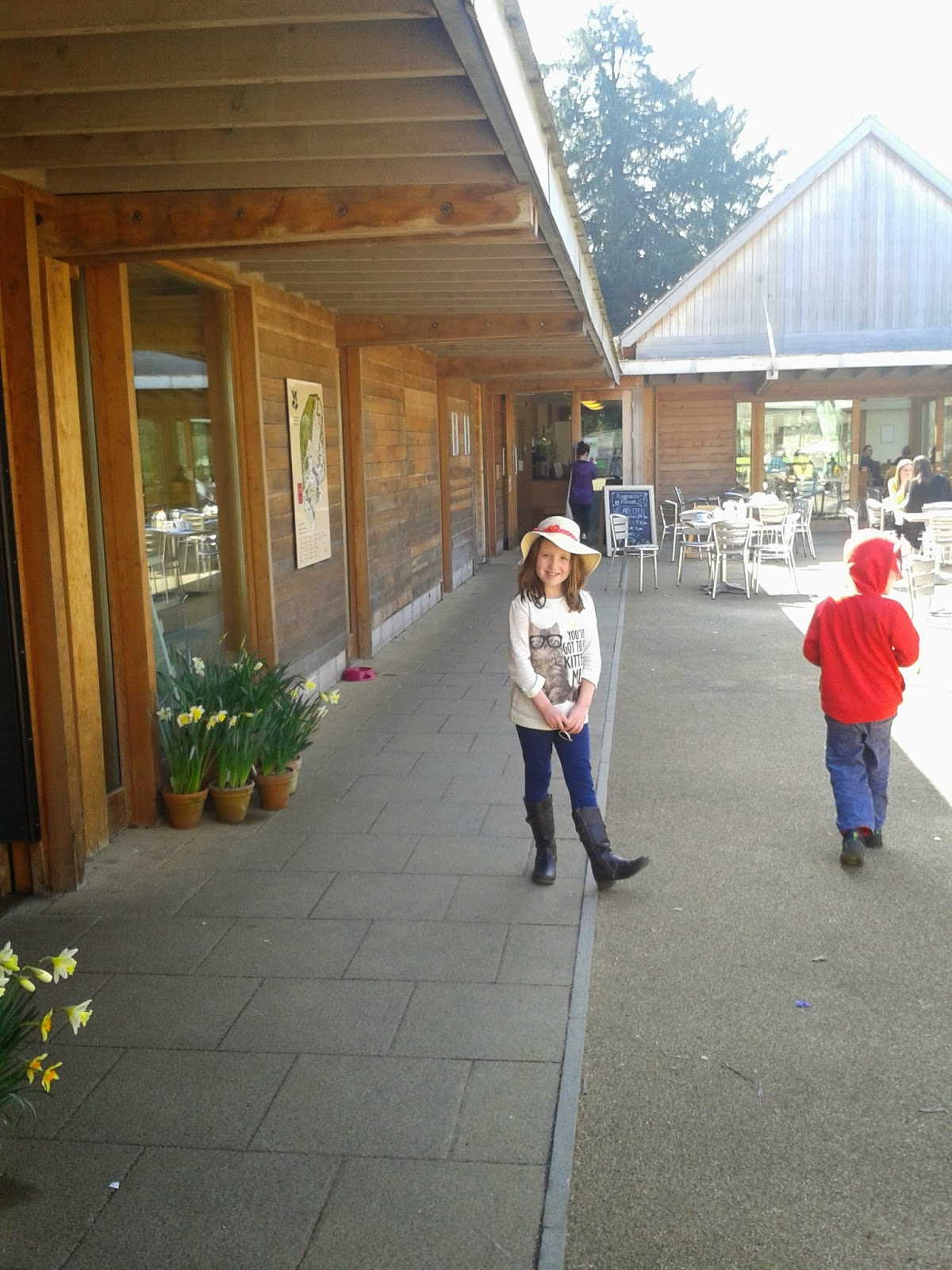 Visitors' Centre & Coffee Shop, Dyffryn Gardens