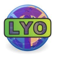 Carte de Lyon hors ligne