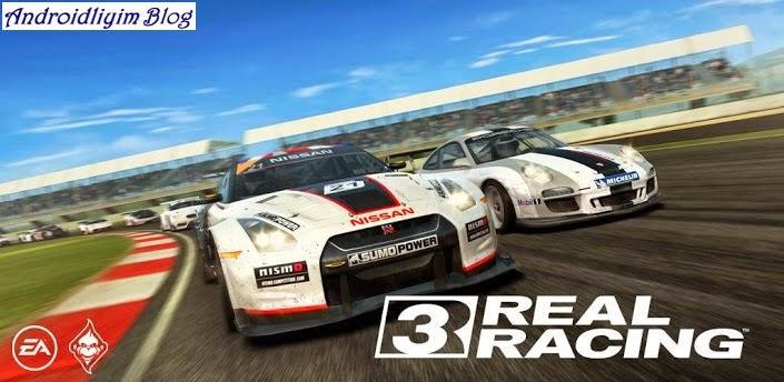 Real Racing 3 Sınırsız Para Hilesi Altın Araba Android MEGA MOD APK İndir - androidliyim