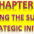 CHAPTER 4 : MEASURING THE SUCESS OF THE STRATEGIC INITIATIVES