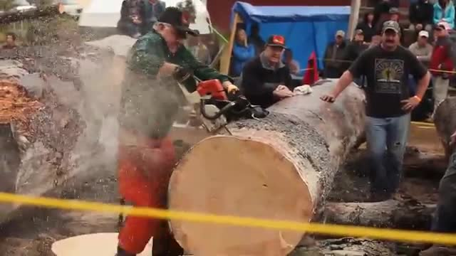 10 MOST DANGEROUS JOBS IN THE WORLD 3. Loggers