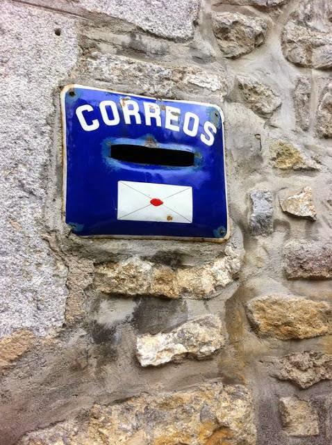 Blog el sal n de cris breve historia de los buzones de - Buzones de correos madrid ...