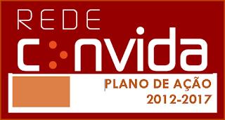 Logotipo da Rede Convida - link para o pdf do Plano de Ação 2012-2017