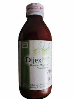 Dijex MP Syrup