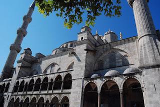 Extérieur de la Mosquée