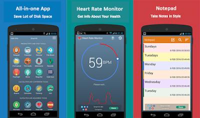 تطبيق رائع يتوفر على أكثر من 36 تطبيق مفيد في تطبيق واحد
