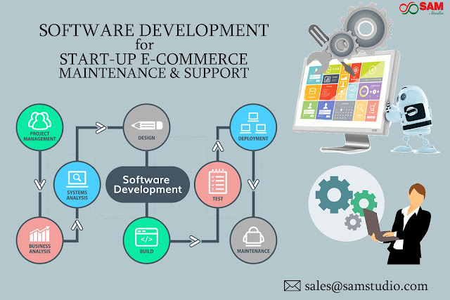 Software Development for Start-up E-Commerce