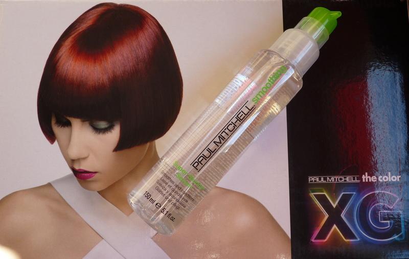 serum wygładzające do włosów które się puszą