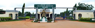 Nwafor Orizu College of Edu. School Fees Schedule – 2016/2017