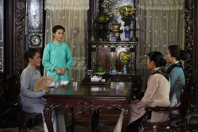 Tơ Hồng Vương Vấn