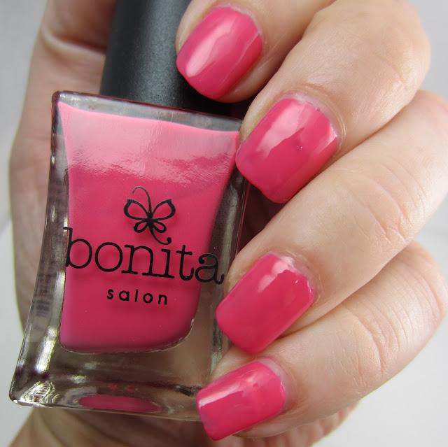 Pink-Creme-Nail-Polish