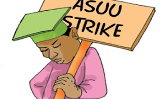 Asuu strikes