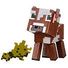 Minecraft Cow Comic Maker Series 2 Figure