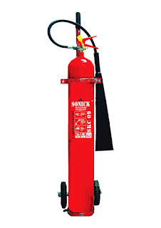 Alat pemadam api - Tabung pemadam api - Alat pemadam kebakaran Model SKC 09