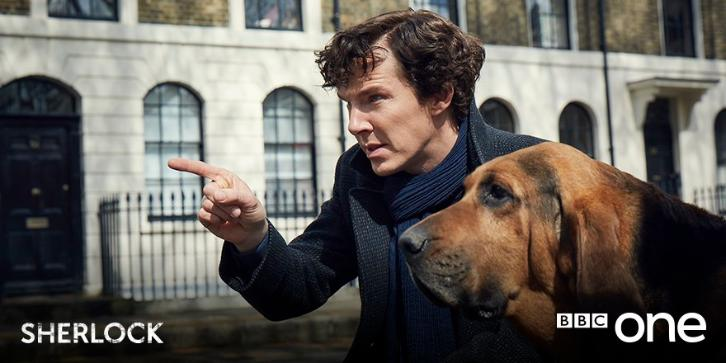 Sherlock - Season 4 - First Look Promotional Photos