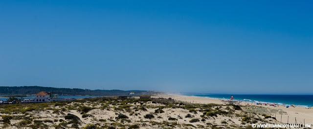 playas-del-alentejo. Dunas de San Andrés