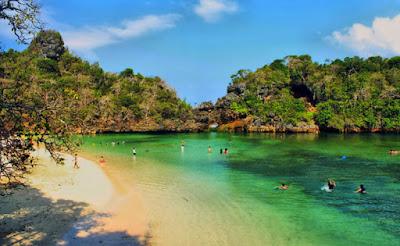 Gambar Pulau Sempu Terbaru 2016