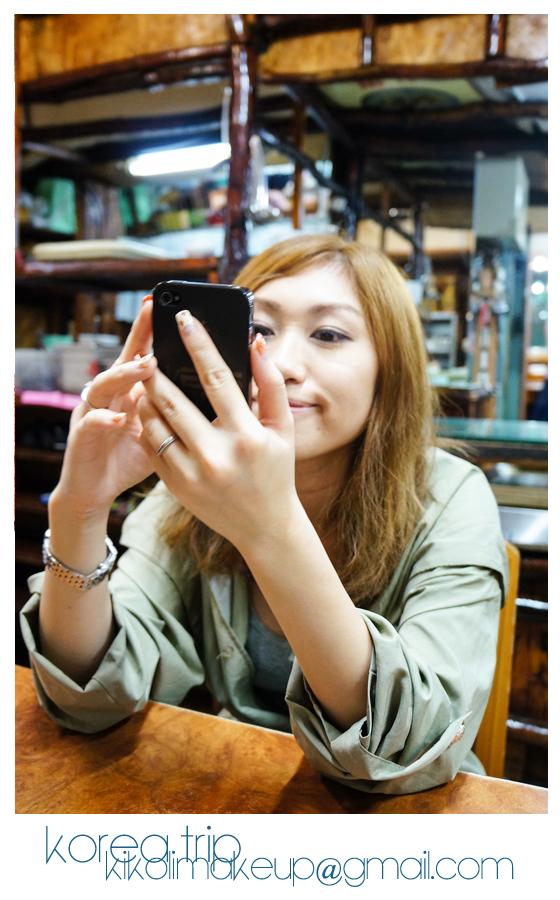 Kiko Lis Makeup Blog: 首爾尋找BIG BANG 、GD之旅PART 1之明洞篇~~