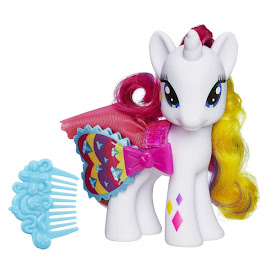 My Little Pony Fashion Style Wave 1 Rarity Brushable Pony