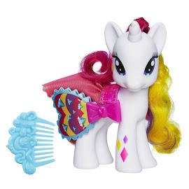 MLP Fashion Style Wave 1 Rarity Brushable Pony