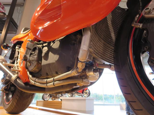 Harley-Davidson VR1000 Sump