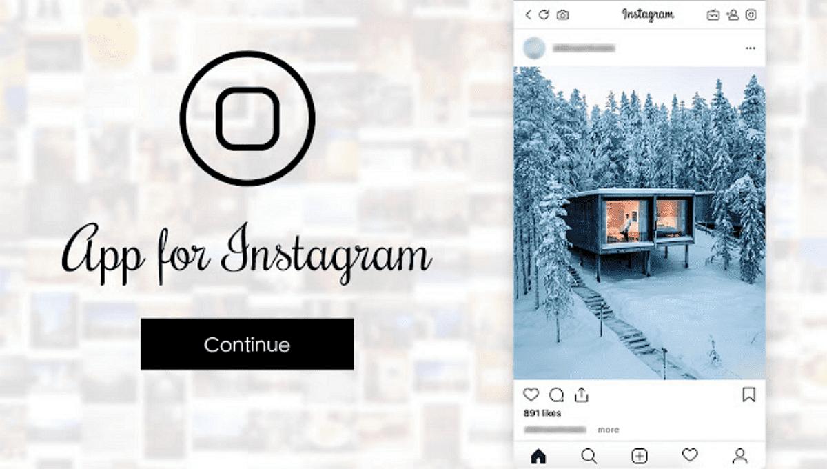 Desktop Instagram擴充功能