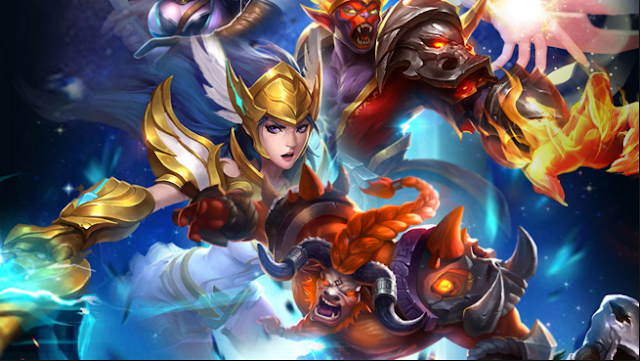 Cara Memunculkan Mode High Frame Rate Mobile Legends Tanpa Root