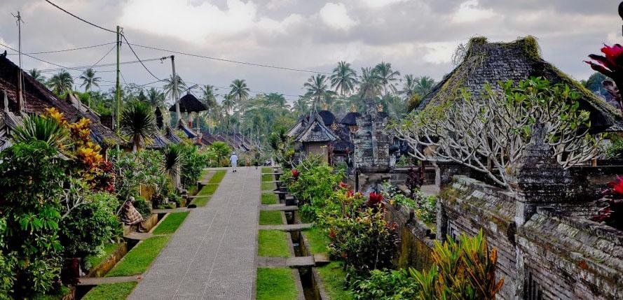 Desa Wisata Penglipuran Bali Desa Terindah Di Indonesia
