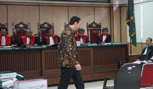 Jaksa Penuntut Umum Sebut Ahok Merasa Paling Benar dan Yang Berseberangan Dengannya Pengecut