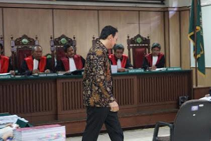 Ahok Membela Diri Bantu Bangun Masjid, Jaksa Penuntut Umum: Itu Hal Wajar Sebagai Gubernur