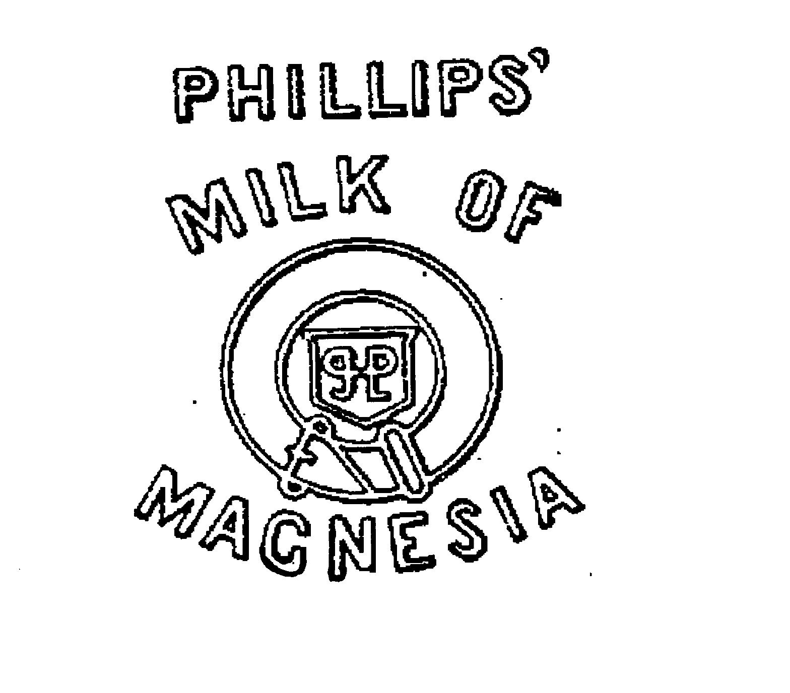 Genuine Phillips Milk Of Magnesia