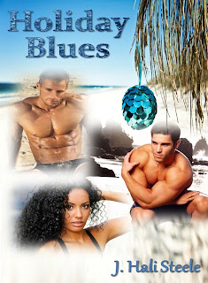 https://www.amazon.com/Holiday-Blues-J-Hali-Steele-ebook/dp/B00H7MR958/