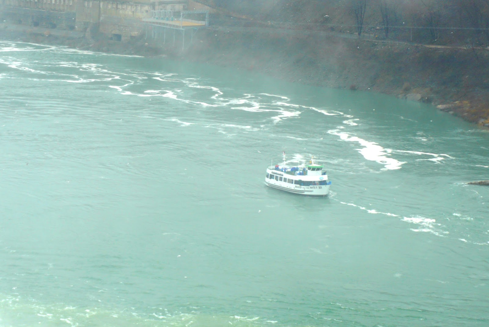 Maid of the Mist Review