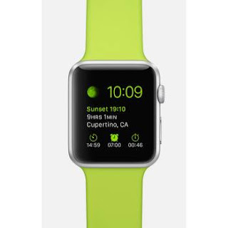 WIN WIN AN APPLE WATCH SPORT Giveaway