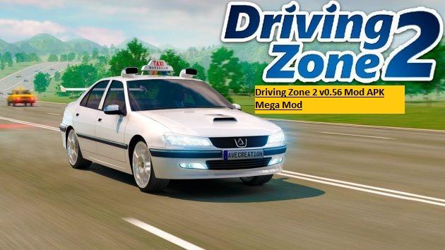Driving Zone 2 v0.56 Mod APK Mega Mod