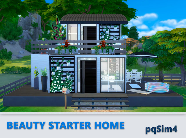 Beauty Starter Home. Exterior 1