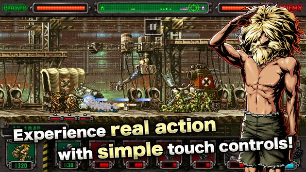 Download Metal Slug Defense V1.46 MOD Apk Terbaru