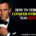 How to verbally conquer other men| Ego defence