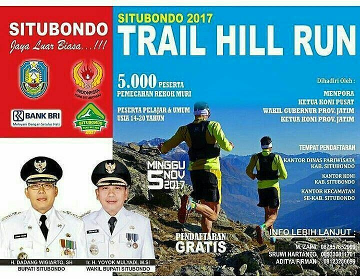 Situbondo Trail Hill Run • 2017